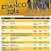 Vedancouelve EDANCO 2014