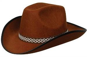 Cowboy Wild West Hat
