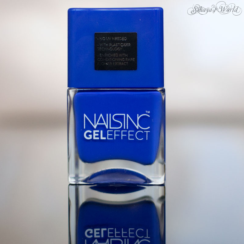 nails inc gel effect baker street bottle