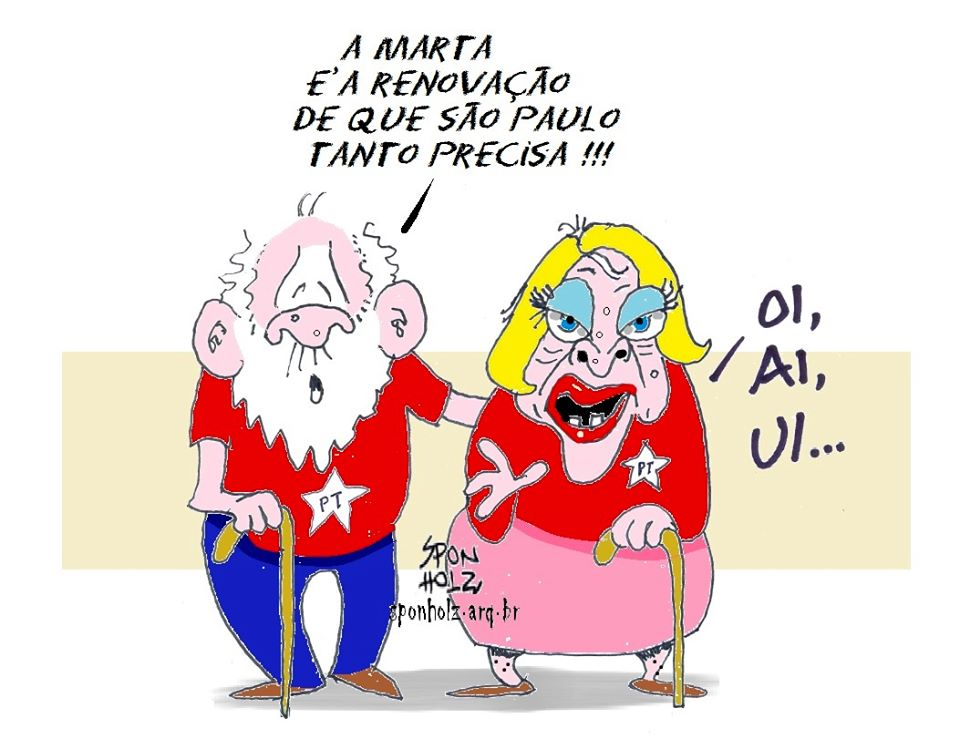 Lula não quer prévia do PT em São Paulo