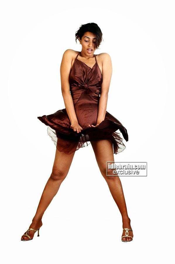 Akshara Gowda thighs hot
