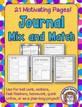 Journal Mix and Match