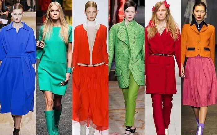 En Ucuzu Nerede: 2013 ün Moda Renkleri Neler ???