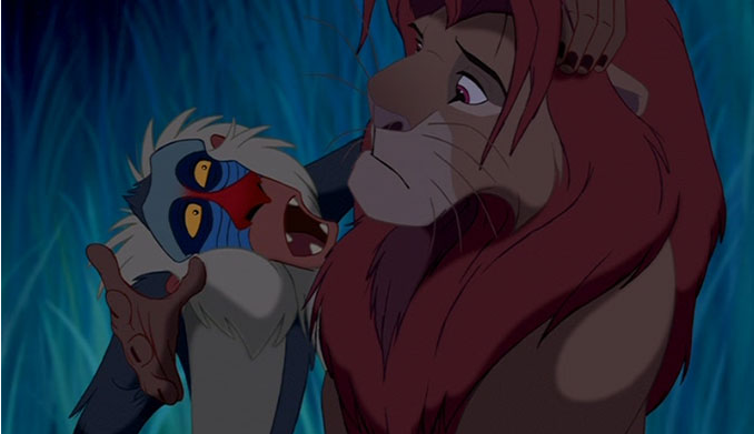 Rafiki, The Lion King