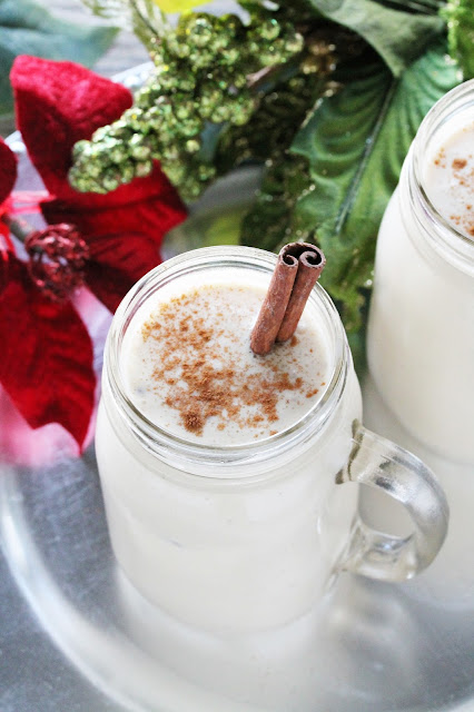 Old Fashioned Non Alcholic Eggnog