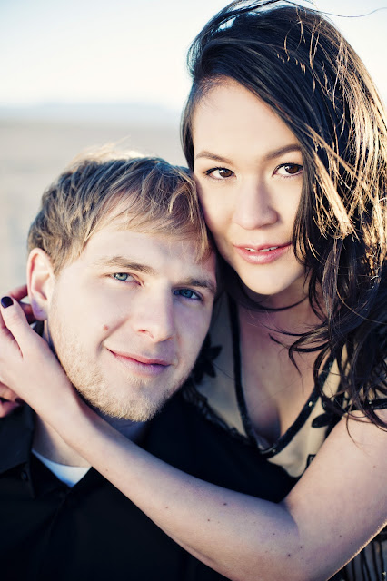 M%252BD Eblog057 Michelle + Dan ~ Engagements in Las Vegas