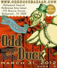 Odd Duck Bazaar