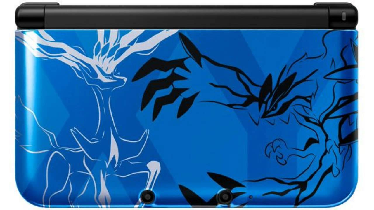 Pokemon X and Y Nintendo 3DS XL