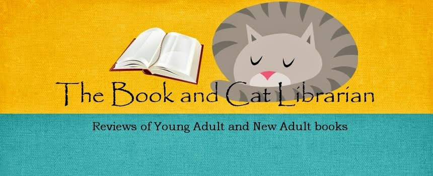 Book and Cat Librarian