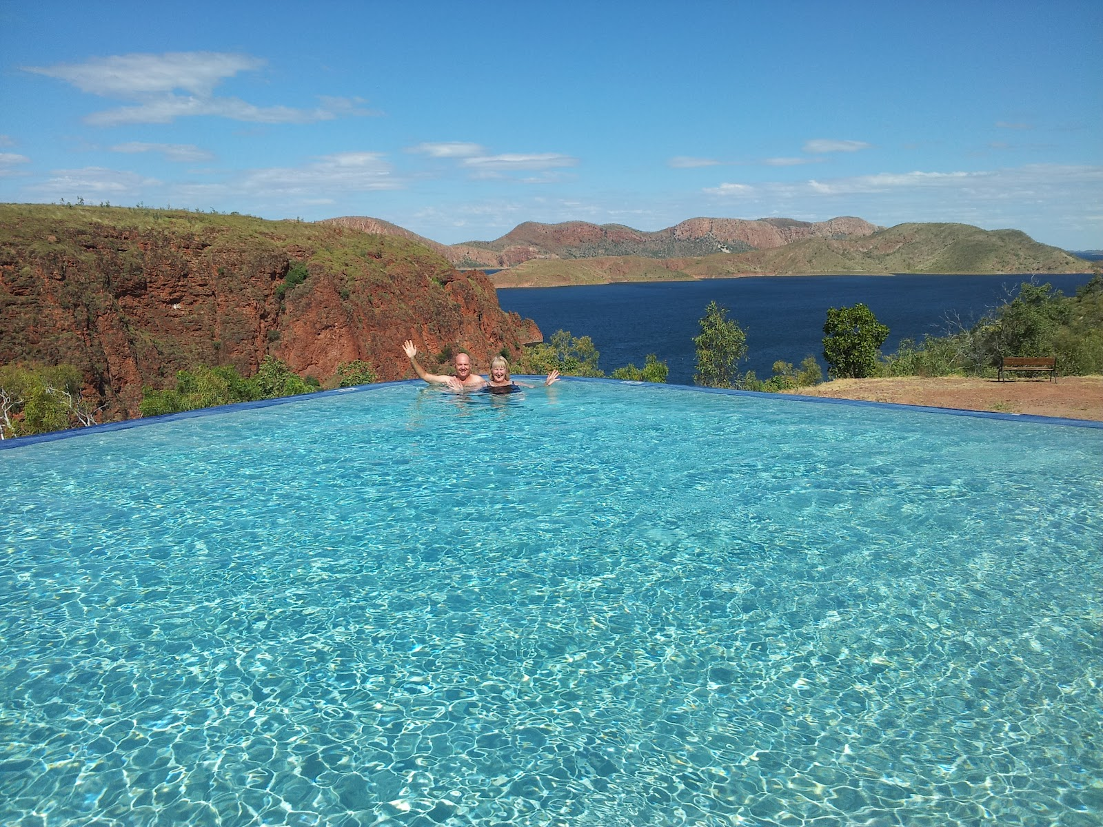 Alice Springs To Lake Argyle Julie And Phils Oz Trip