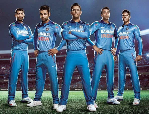 Team India Player Squad For Icc 2015 Cricket World Cup World Cup