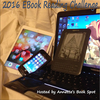 2016 EBook Challenge hosted by Annette's Book Spot