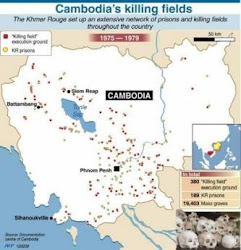 the genocide caused by khmer rogue in cambodia Cambodia's un-backed genocide tribunal will on begin february 17,  the  khmer rouge killed nearly two million cambodians from 1975 to.