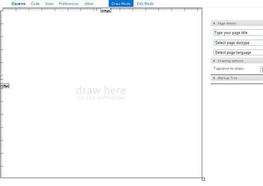 5. Drawter