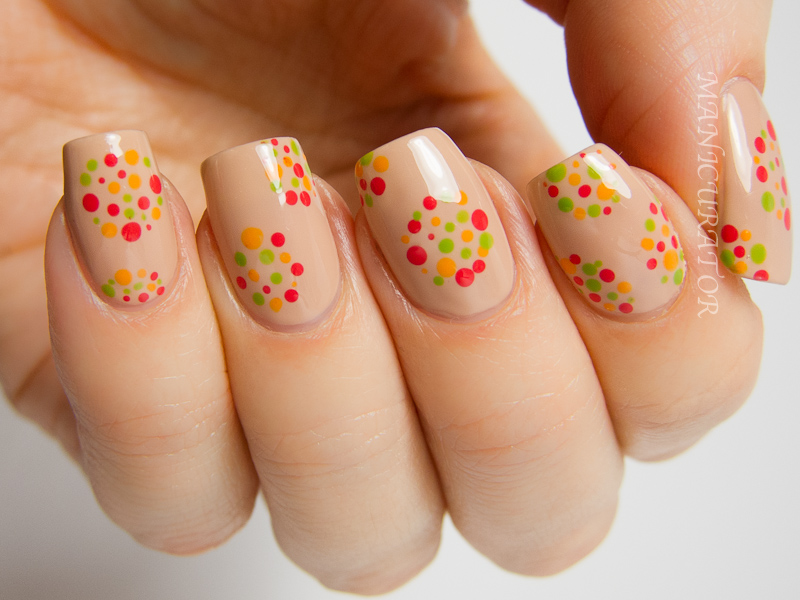 manicurator: Dior Vernis Cruise Collection 2013 Dotted Nail Art ...