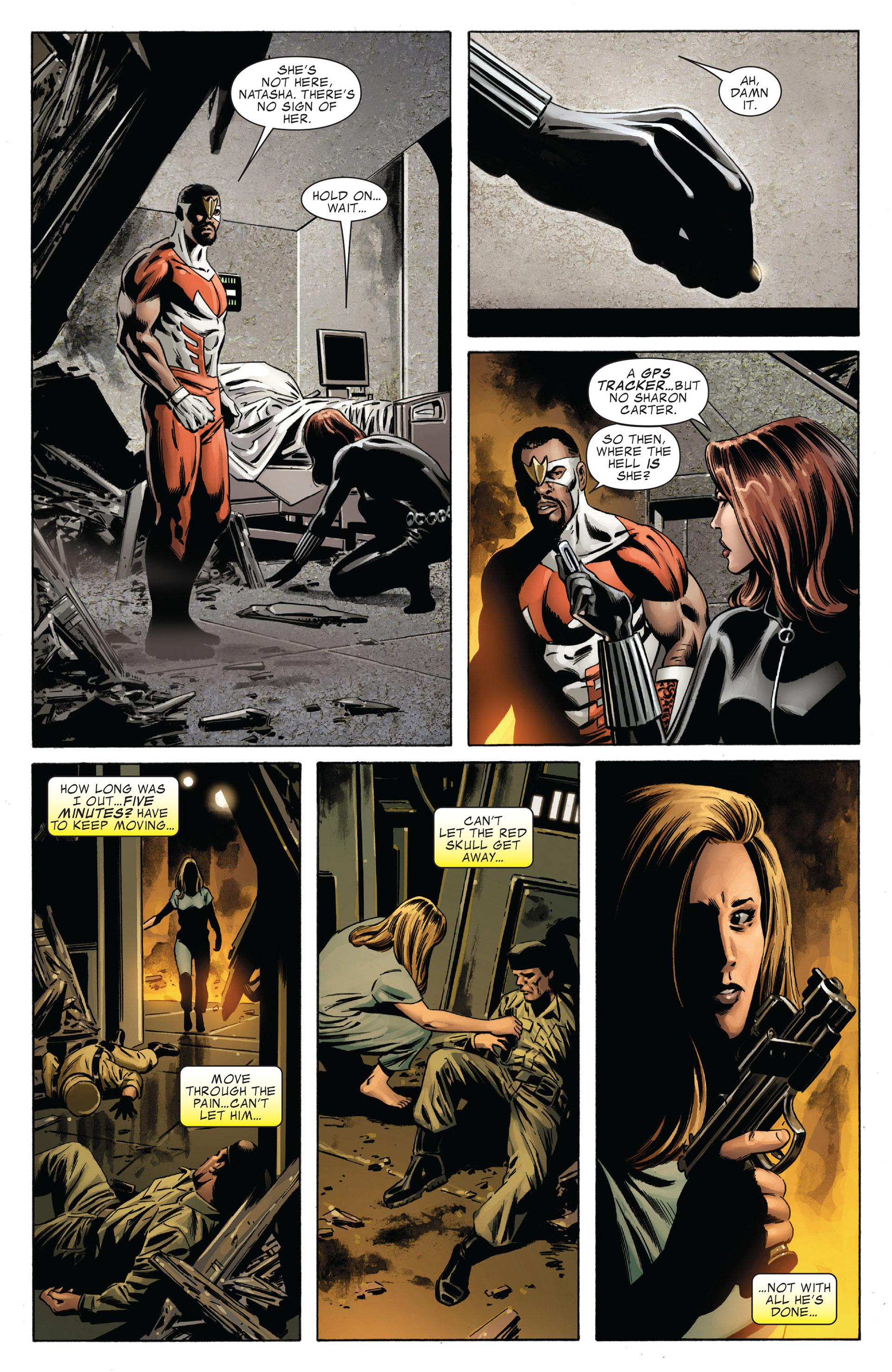 Captain America (2005) Issue #42 #42 - English 15