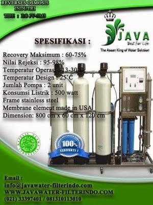 Reverses Osmosis Industri