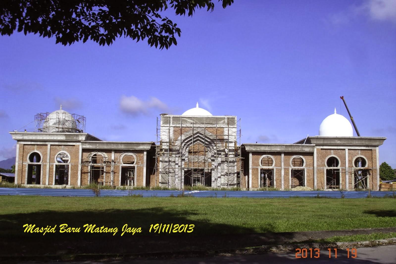 Masjid Baru Matang Jaya 2