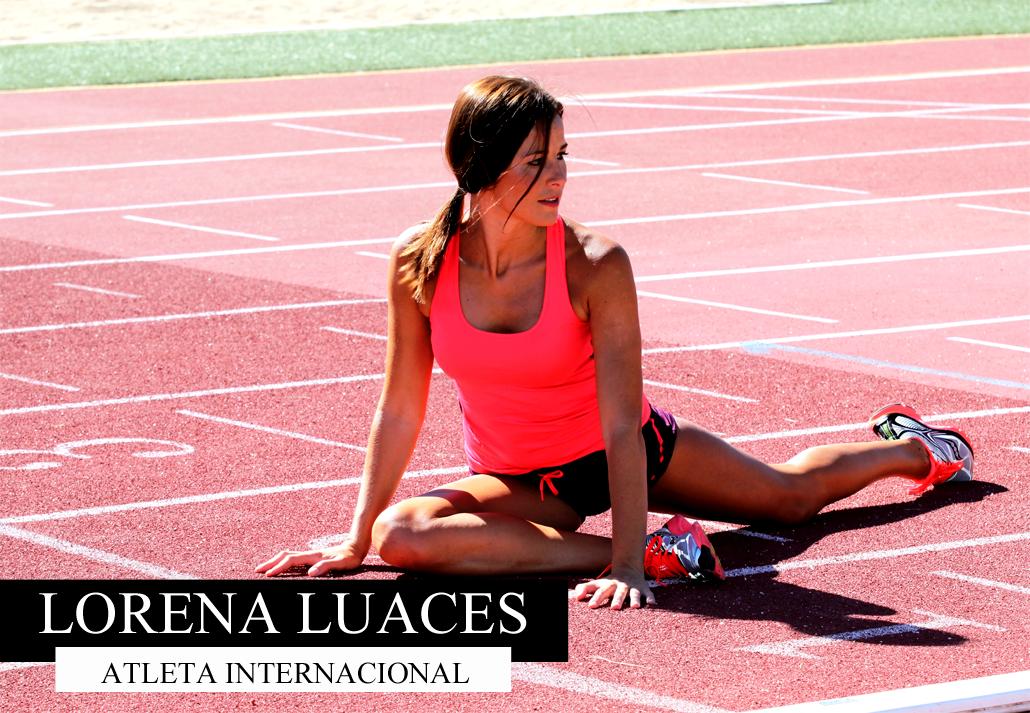 Lorena Luaces | Atleta internacional