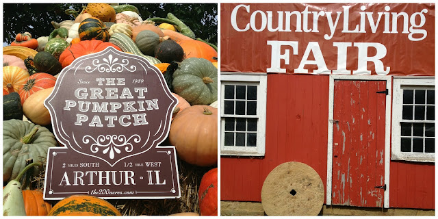 Country Living Fair Survival Guide