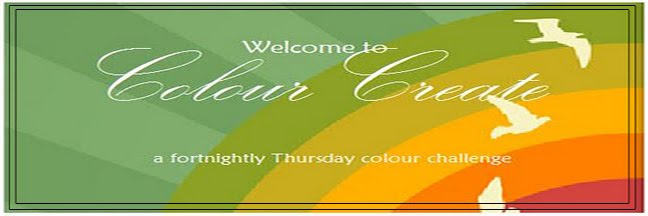 Colour Create Challenge Blog