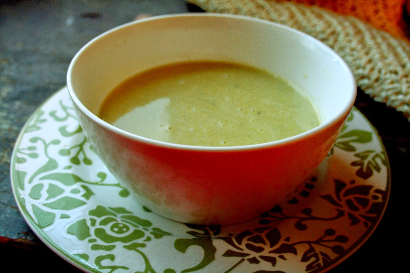 24/7 Low Carb Diner: Cream of Asparagus Soup