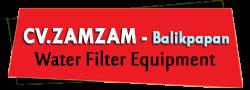 Toko Filter Air / Saringan Air di Balikpapan