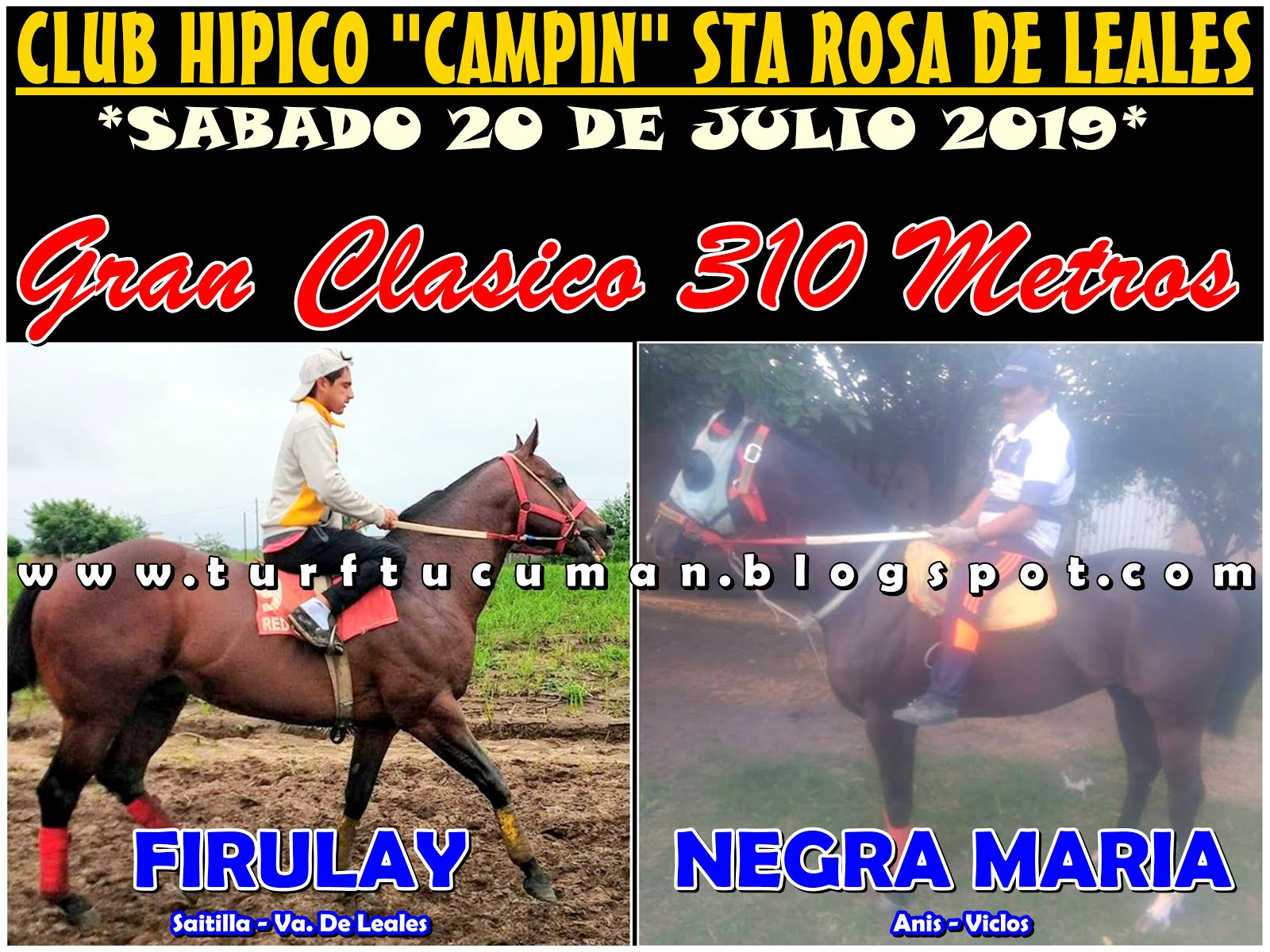 FIRULAY VS NEGRA MARIA