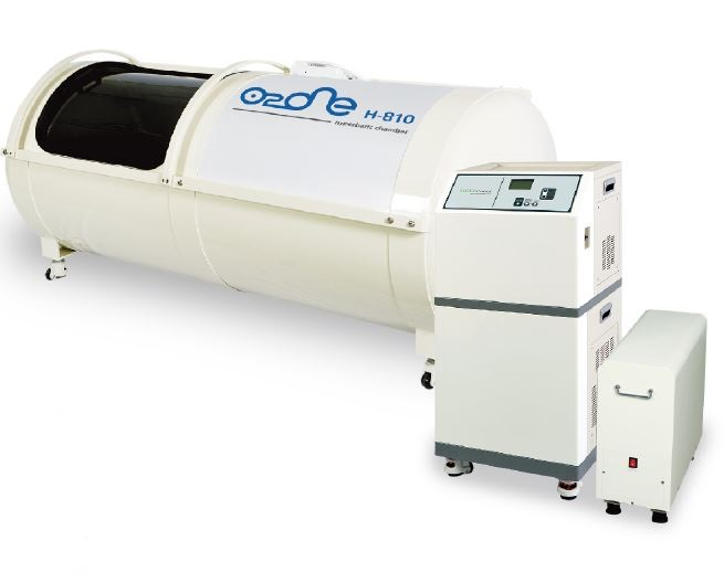 India Hyperbaric Oxygen Therapy Chamber.