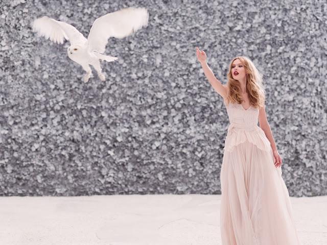 Nina ricci, parfum, campagne publicitaire, bullelodie