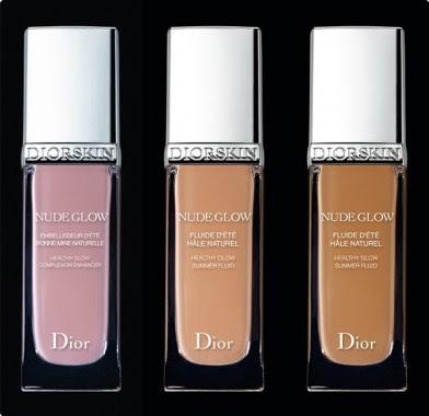 Dior Nude Healthy Glow Fluide d'été