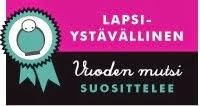 ILMIANNA LAPSIYSTÄVÄLLINEN PAIKKA!