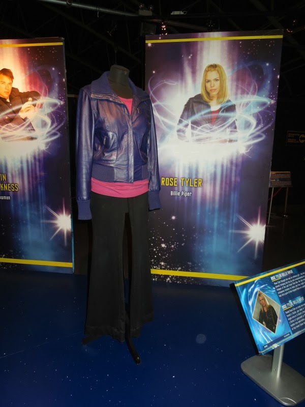 Original Rose Tyler Doctor Who costume