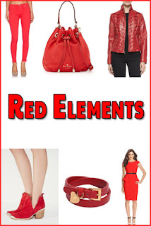 Red Clothing and Accessories