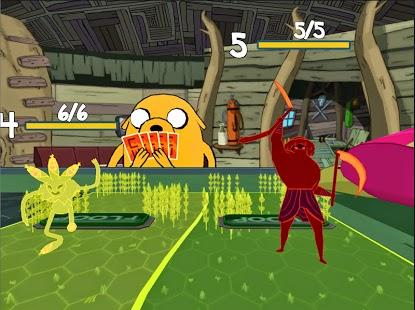 Card Wars - Adventure Time v1.0.4 apk + obb