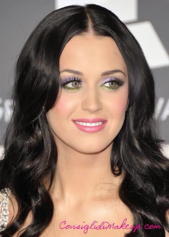 trucchi delle star katy perry