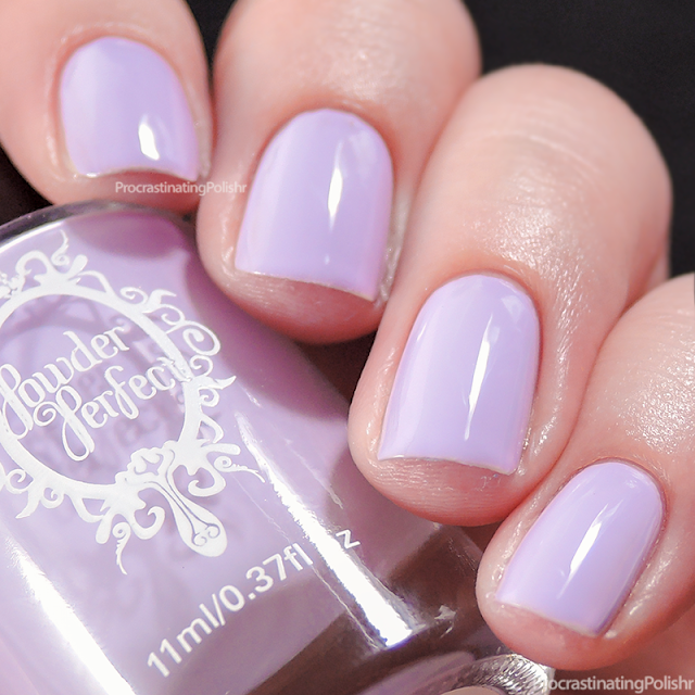 Once Glorious - Powder Perfect Castle collection