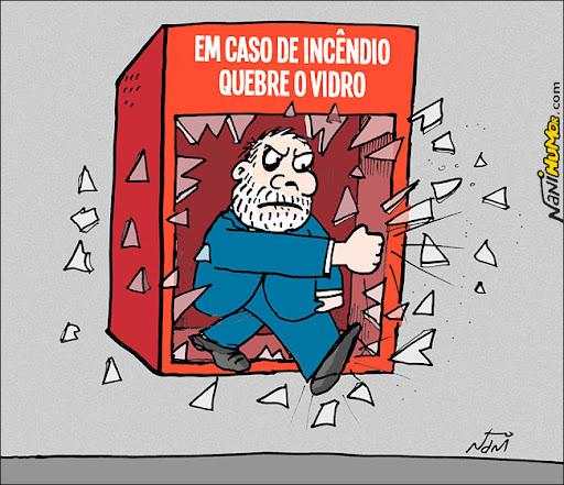Lula no governo Dilma