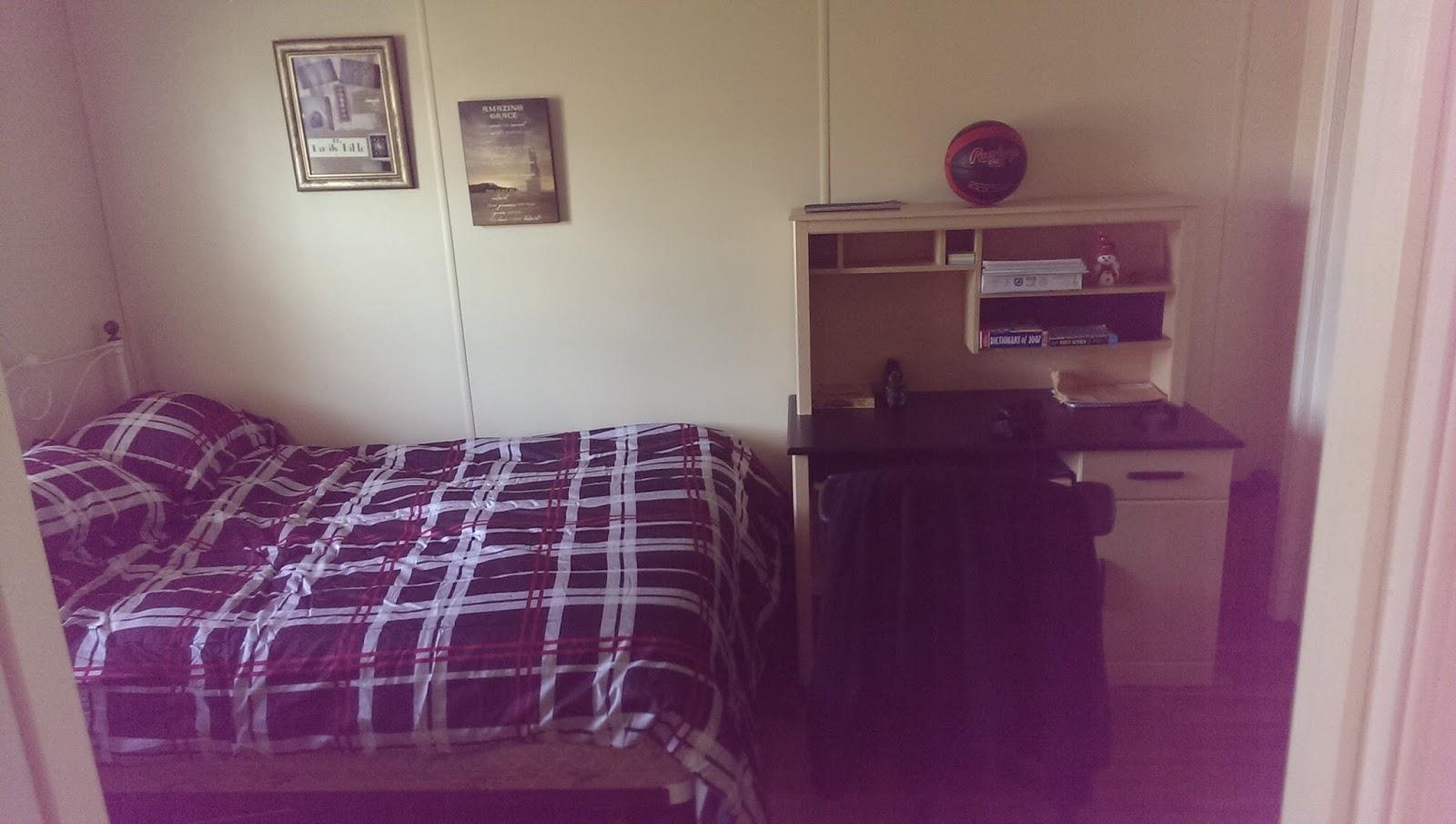 Okulum için Benim Odam