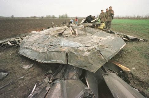 """LECCIONES APRENDIDAS PARA LA FAP: GUERRA DE YUGOSLAVIA 1999 ( Caso: Escuadron de caza MIG-29 """"VITEZOVI""""  ) F117--3"""