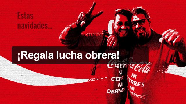 """libro """"Somos CocaColaEnLucha"""""""