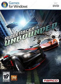 Ridge Racer Unbounded-SKIDROW Terbaru For Pc cover 1
