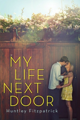 My Life Next Door book cover