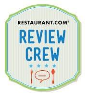 2015 Review Crew Blogger Badge