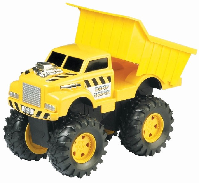 Toy Cars And Trucks : Big truck toy