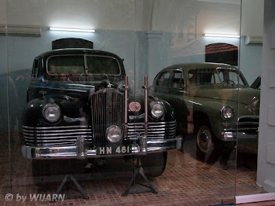 รถยนต์ประจำตำแหน่งประธานาธิบดีโฮจิมินห์