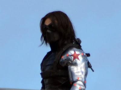 Nueva imagen del villano de Capitán América 2 Soldado de Invierno