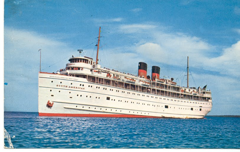 cruise ship research paper