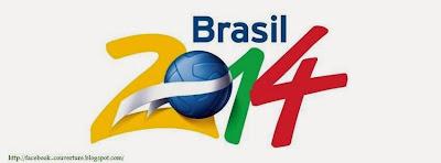 Couverture facebook mondial brésil 2014