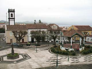 Jardim do Largo do Gaspar Fructuoso